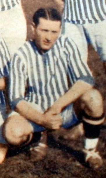 1921 Jose Adet delantero de Sportivo de Almagro