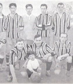 1925 AAmF – COPA COMPETENCIA 1º DIVISION