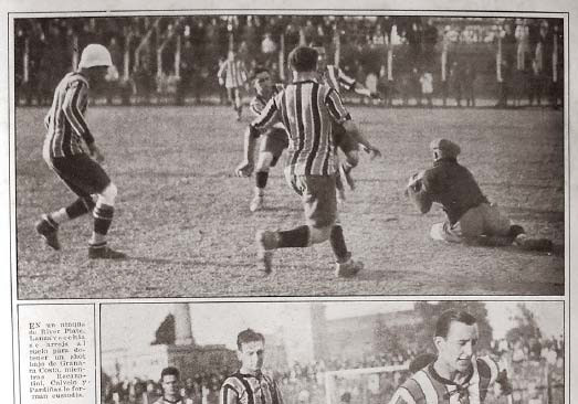 1927 River vs Almagro