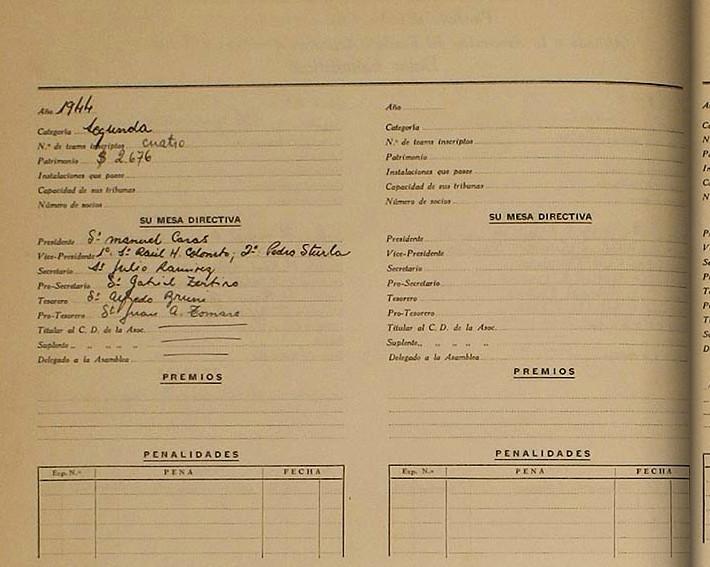 1940-44 ficha de afiliacion a