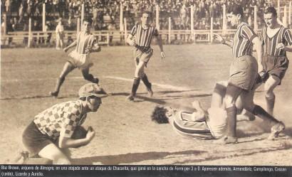 1941 almagro - chacarita