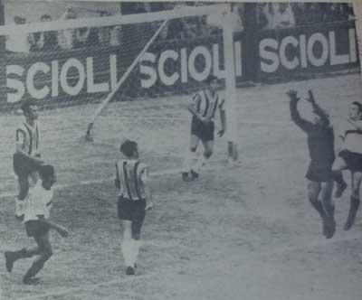 1968 Reclasificación de Primera A, Atlanta 2 – Almagro 0