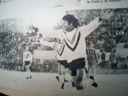 1974 Gol de Almagro en Mataderos Festeja Coronel