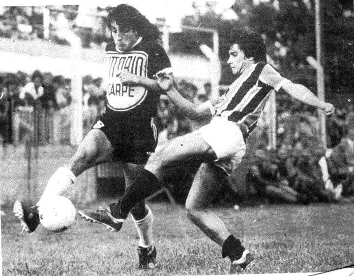 1981 ALMAGRO vs porve