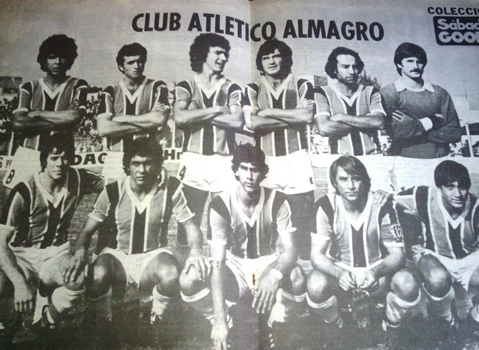1981 - almagro