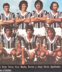 1981 – PRIMERA B