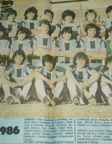1986 – PRIMERA C