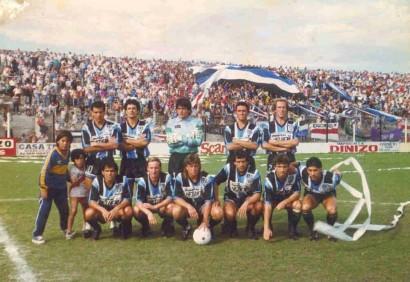 1990-91 ALMAGRO