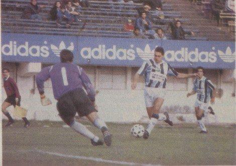 1994 Atlanta 0 Almagro 1 con gol de Beto Yaque