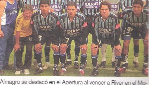 2004/05 – PRIMERA DIVISION