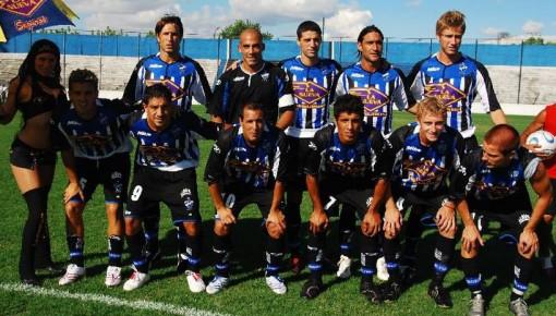 2007/08 – NACIONAL B