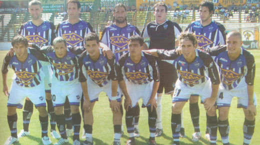 2008/09 – NACIONAL B