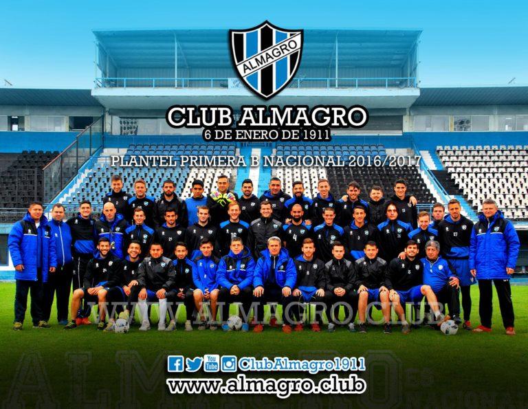 2016-17 PLANTEL ALMAGRO