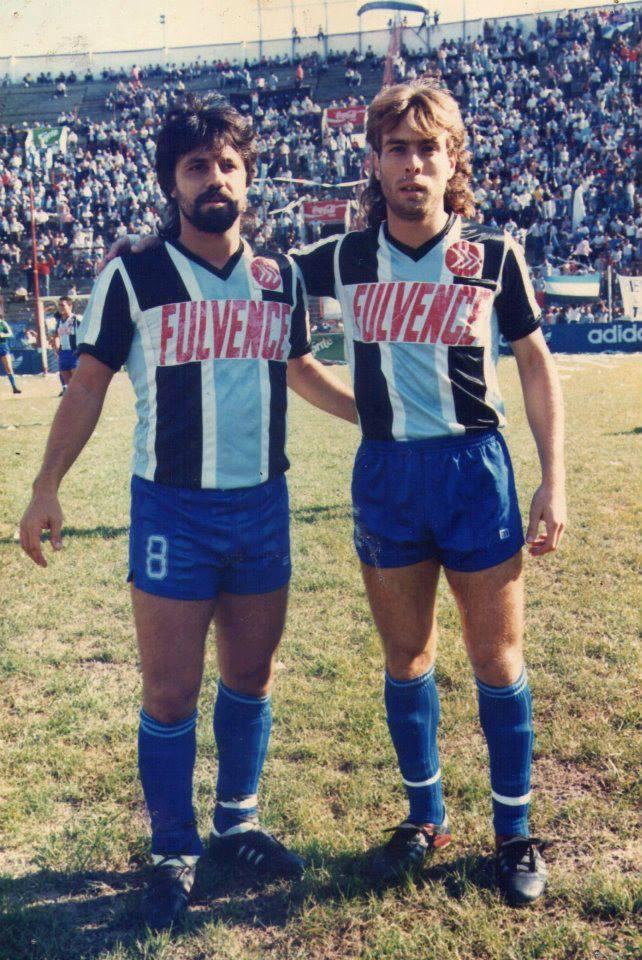 DANIEL CAPELO Y RICARDO CARUSO LOMBARDI