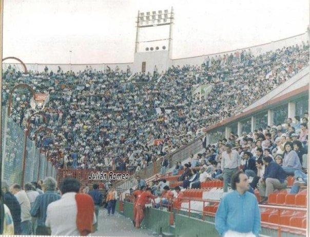 Final con Talleres RE año 87.