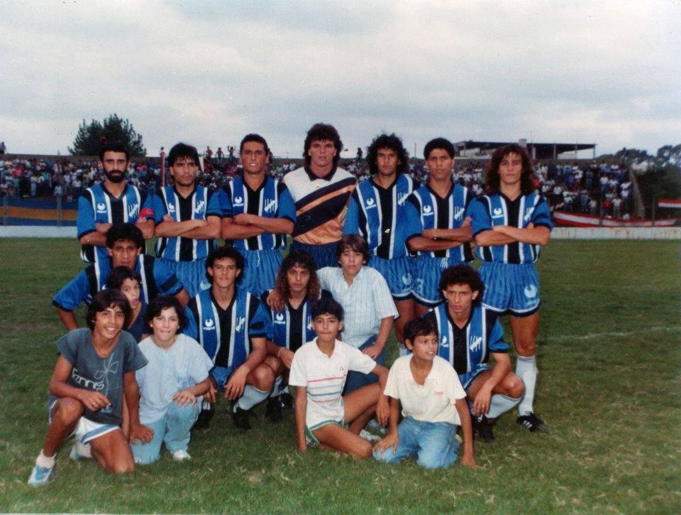 1989/90 – PRIMERA B