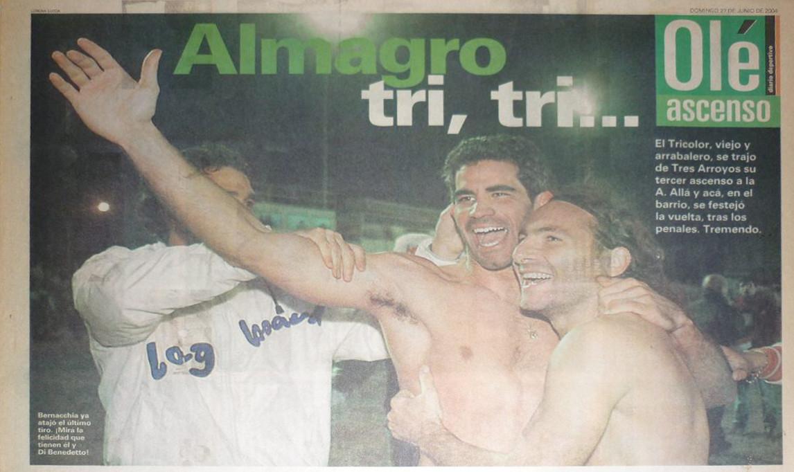 diario-almagro-ascenso-futbol-2004-tricolor-jose-ingenieros