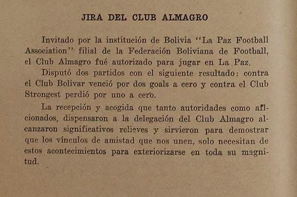 gira bolivia 1931