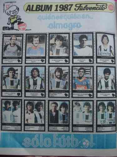 revista-solo-futbol-n-80-figuritas almagro