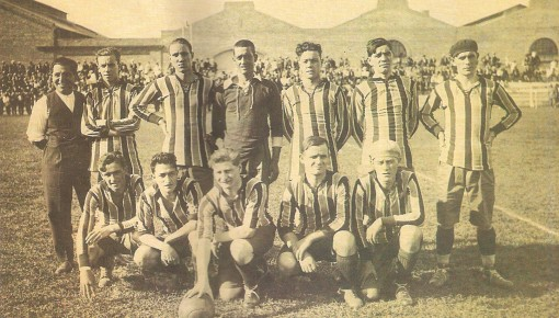 1925 AAMF – 1º DIVISION
