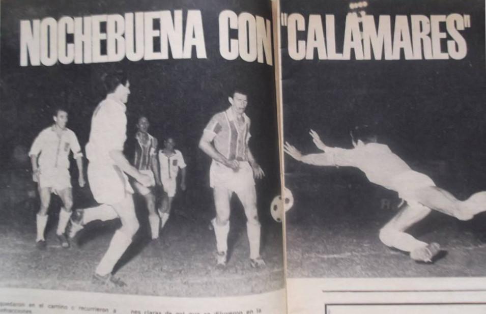 1964 platense - almagro