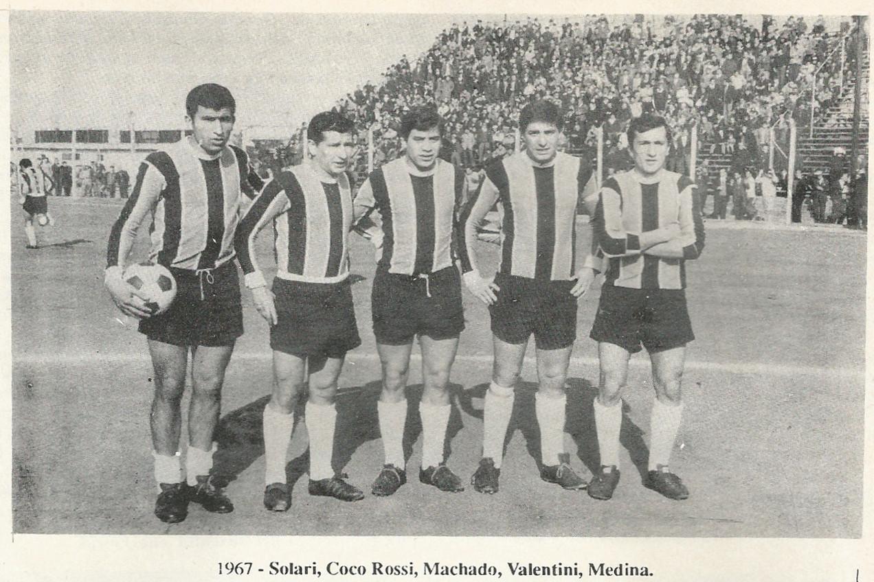 1967 - jugadores