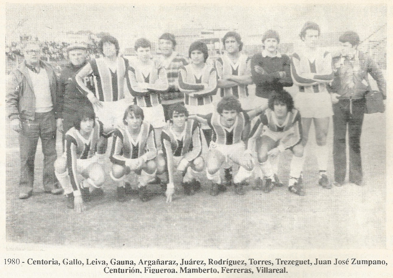 1980 - equipos