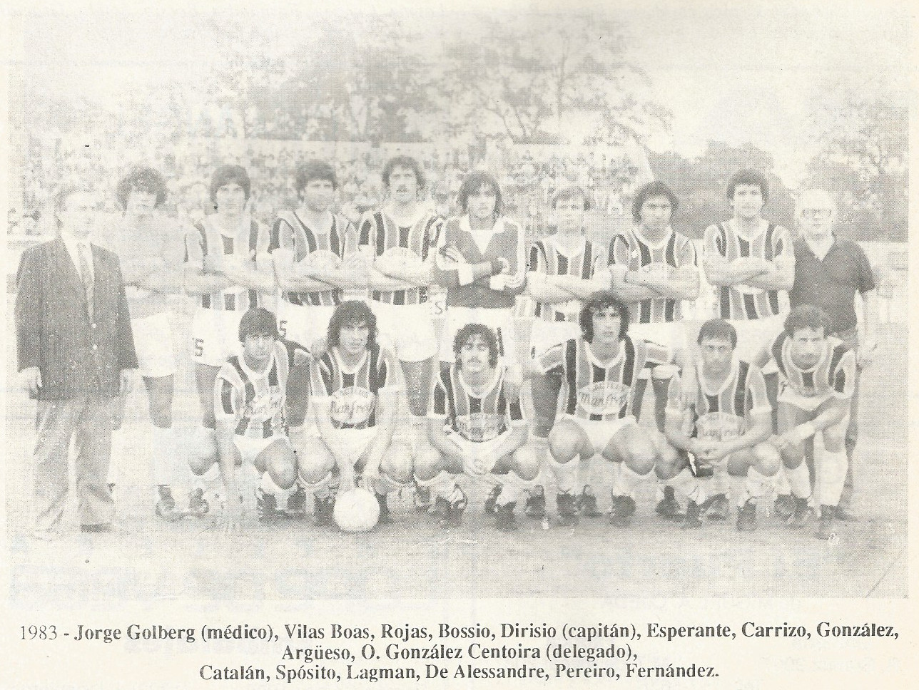 1983 - equipos