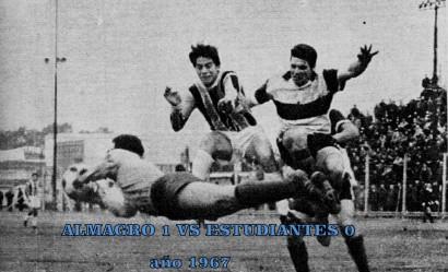 almagro - estudiantes 1967